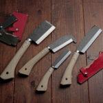 TEPPA|焚火鉈を作る三条の刃物鍛冶・木工屋を訪ねた