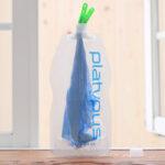 platypus|ソフトボトルの乾かし方